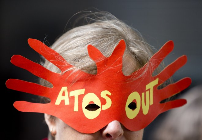 Atos out: Firm to quit as fit-to-work test provider, but disabled claimants have faint hopes for a change in practices