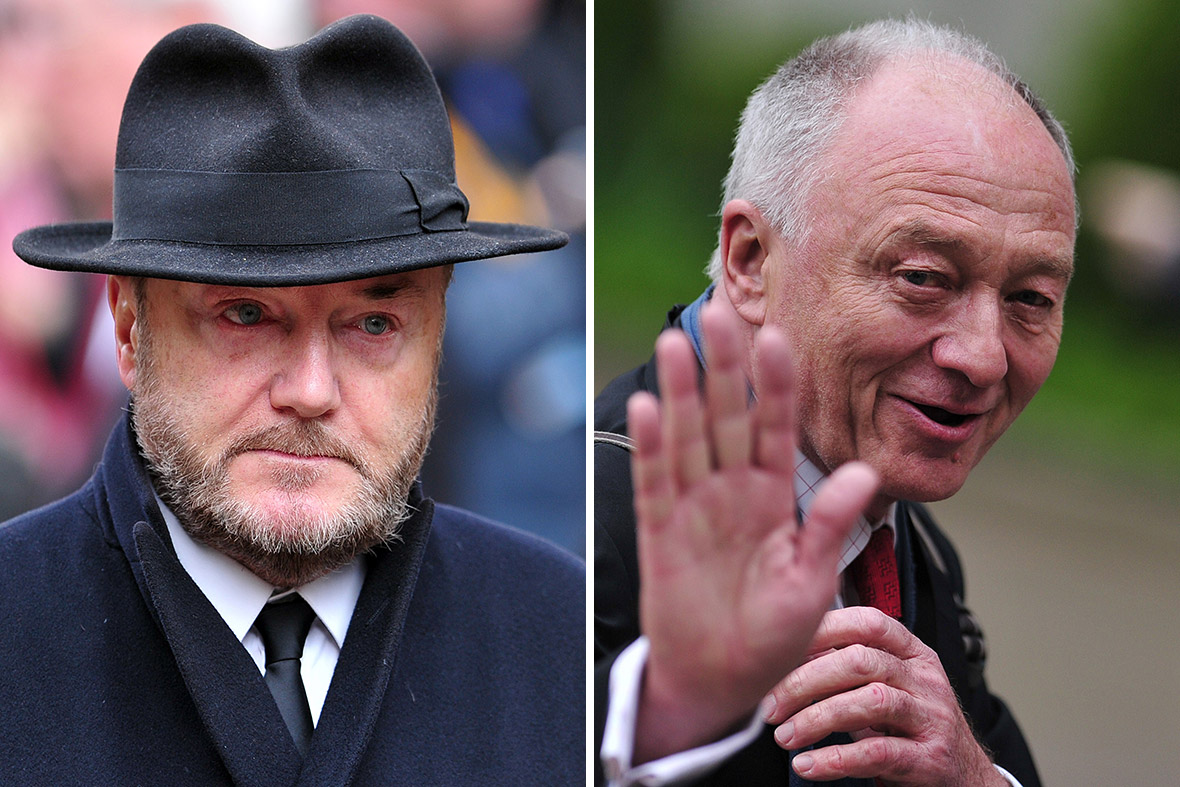 George Galloway and Ken