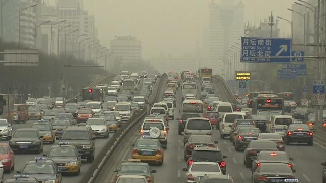 Beijing Pollution Reaches Dangerous Levels