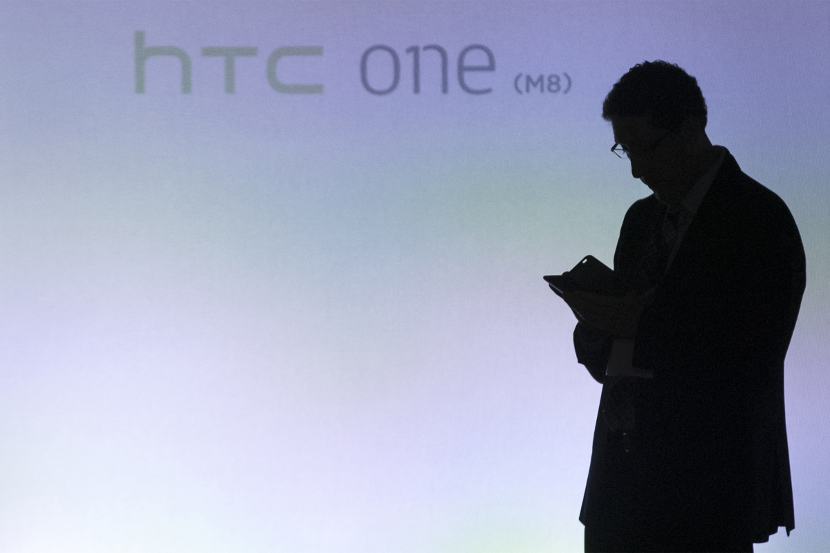 HTC One M8 Launch