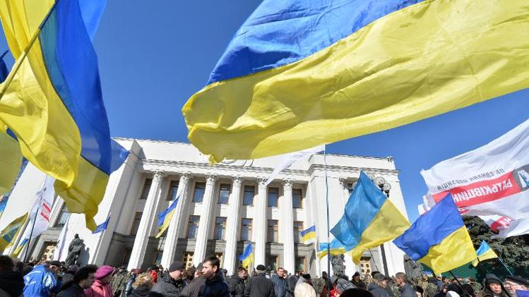 IMF Agrees $14-18 Billion Bailout for Ukraine