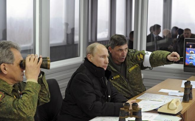 Putin Russia US United States Intelligence Invasion