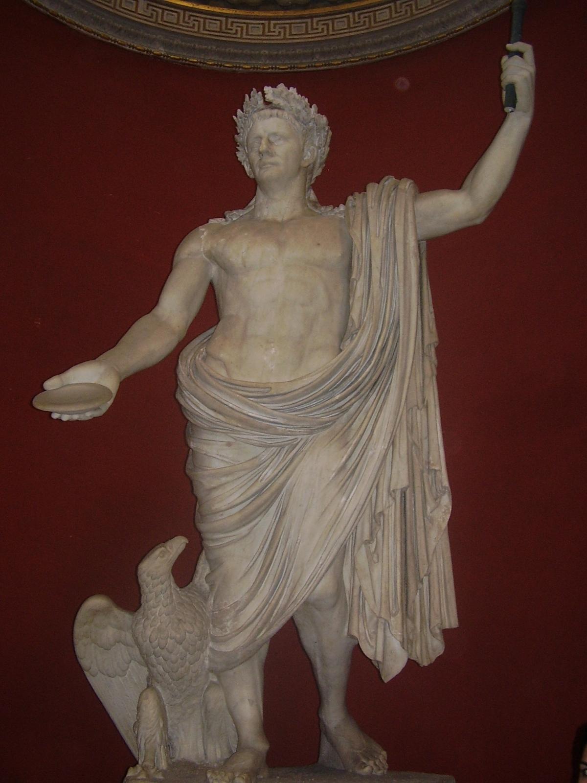 Roman Emperor Claudius