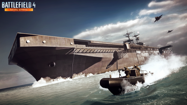 Battlefield 4 Naval Strike Rolling Out Now for Xbox One Premium Members