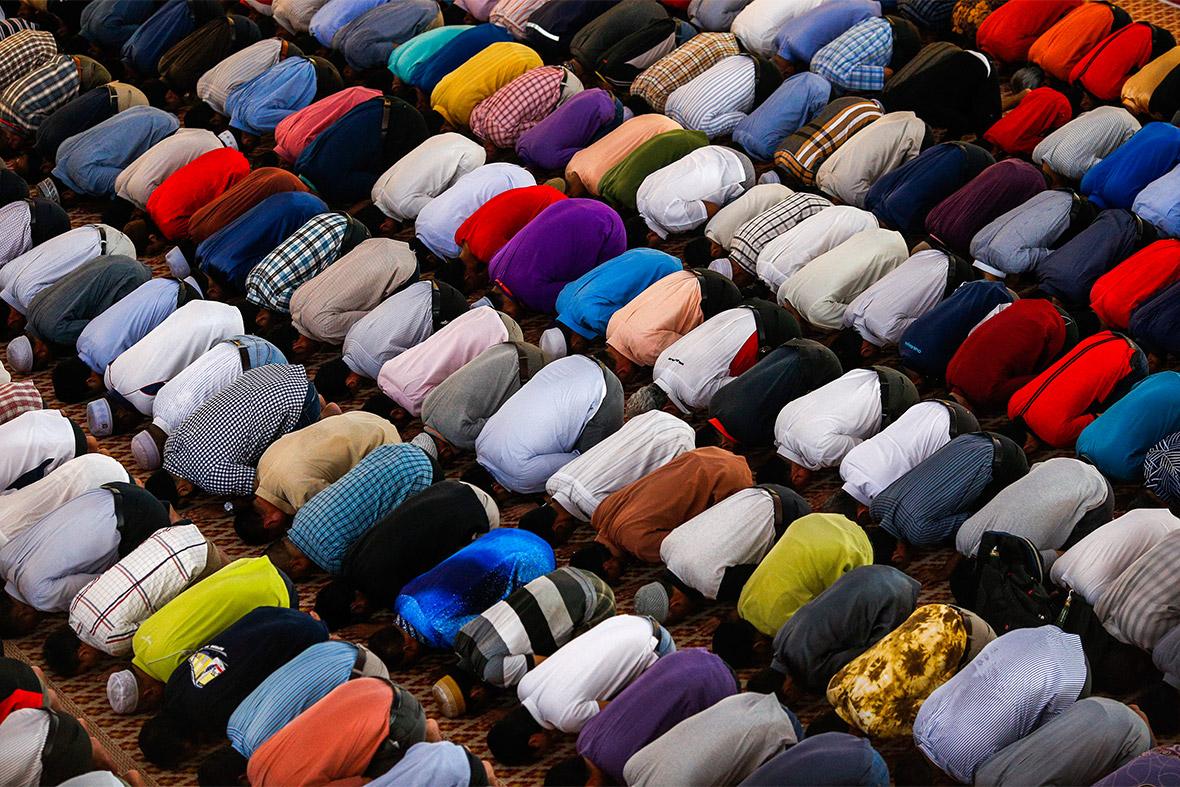 malaysia prayer
