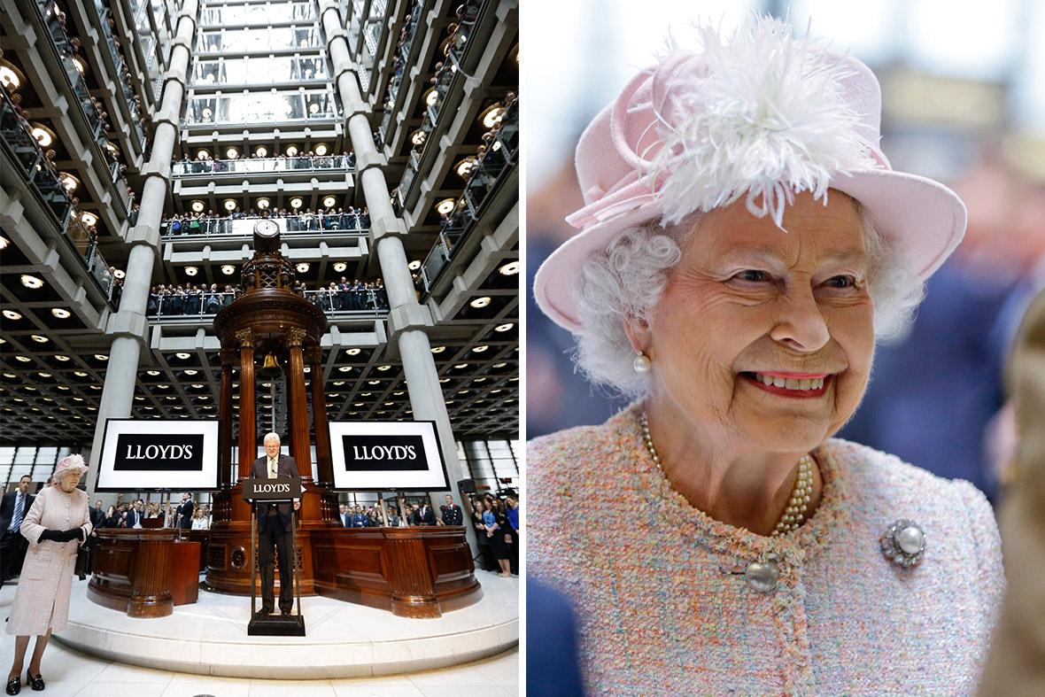 queen Lloyds