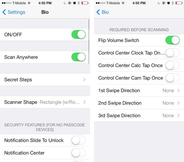 iOS 7 Jailbreak Tweaks: How to Add Fake Fingerprint Sensor, Speed up Animations