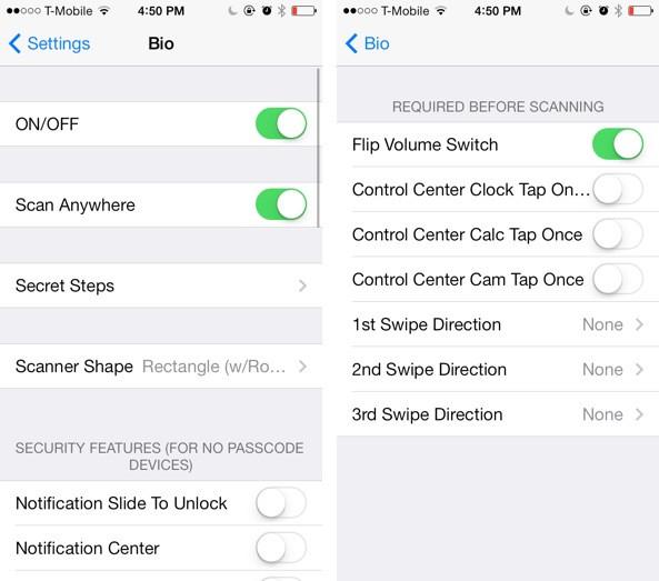 iOS 7 Jailbreak Tweaks: How to Add Fake Fingerprint Sensor, Speed up Animations