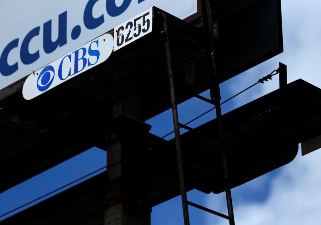 CBS Outdoor Americas Billboard