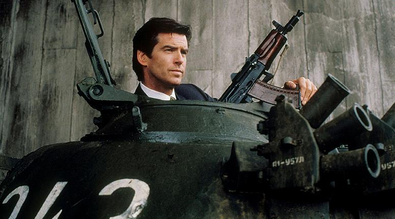 Bond..crónica de un agente secreto Pierce-brosnan
