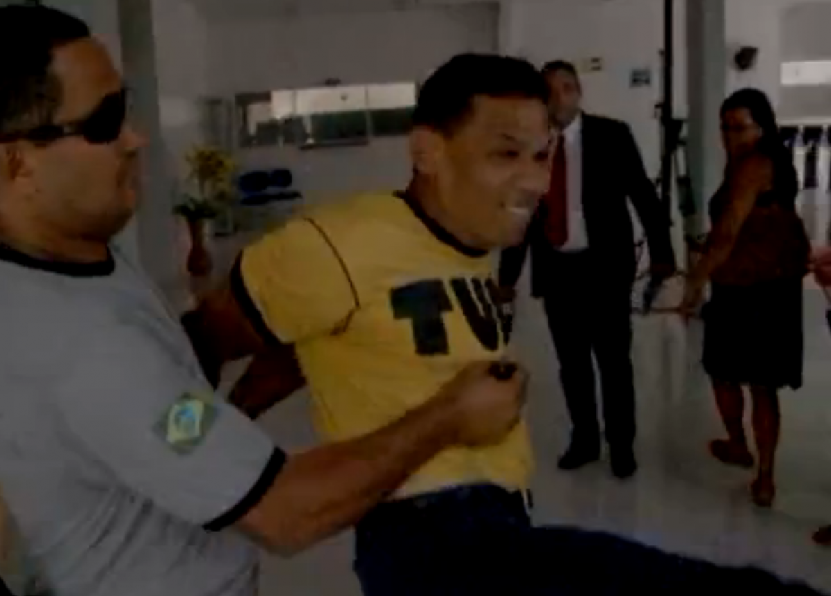 Brazilian Serial Killer Mutilated Children Genitals Sentenced 108 Years Maranhao Francisco das Chagas Rodrigues de Brito
