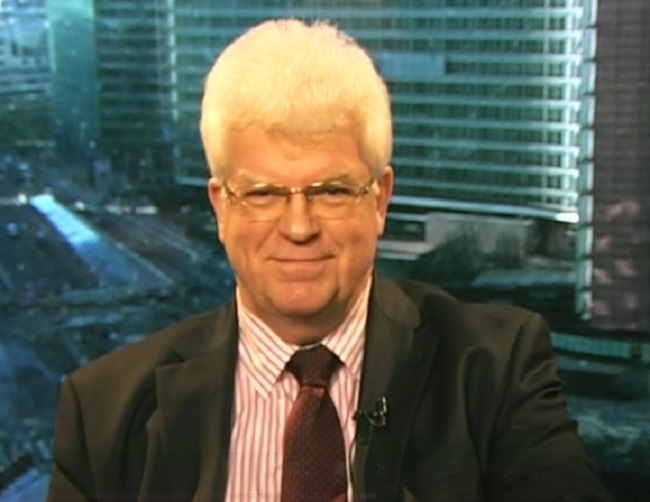 Russian ambassador Vladmir Chizhov