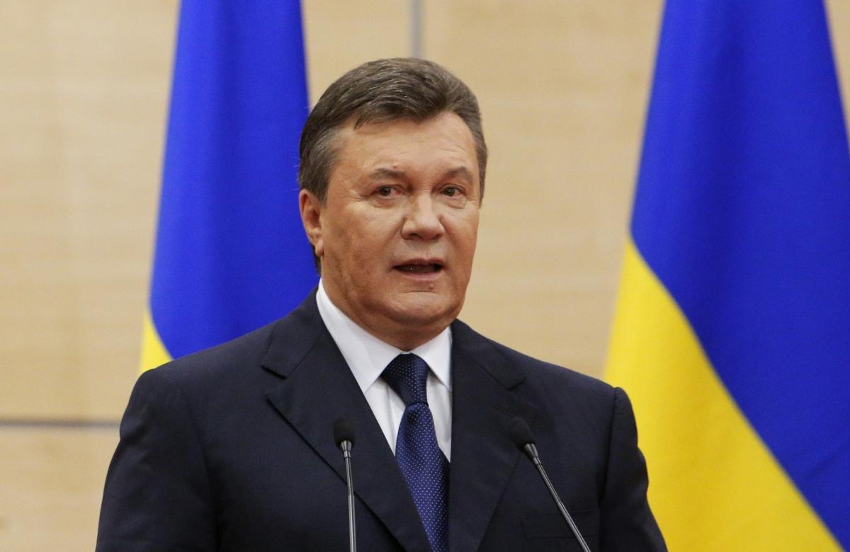 Yanukovich Ukraine Russia Referendum Crimea President