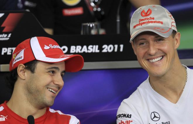 Felipe Massa revealed he is