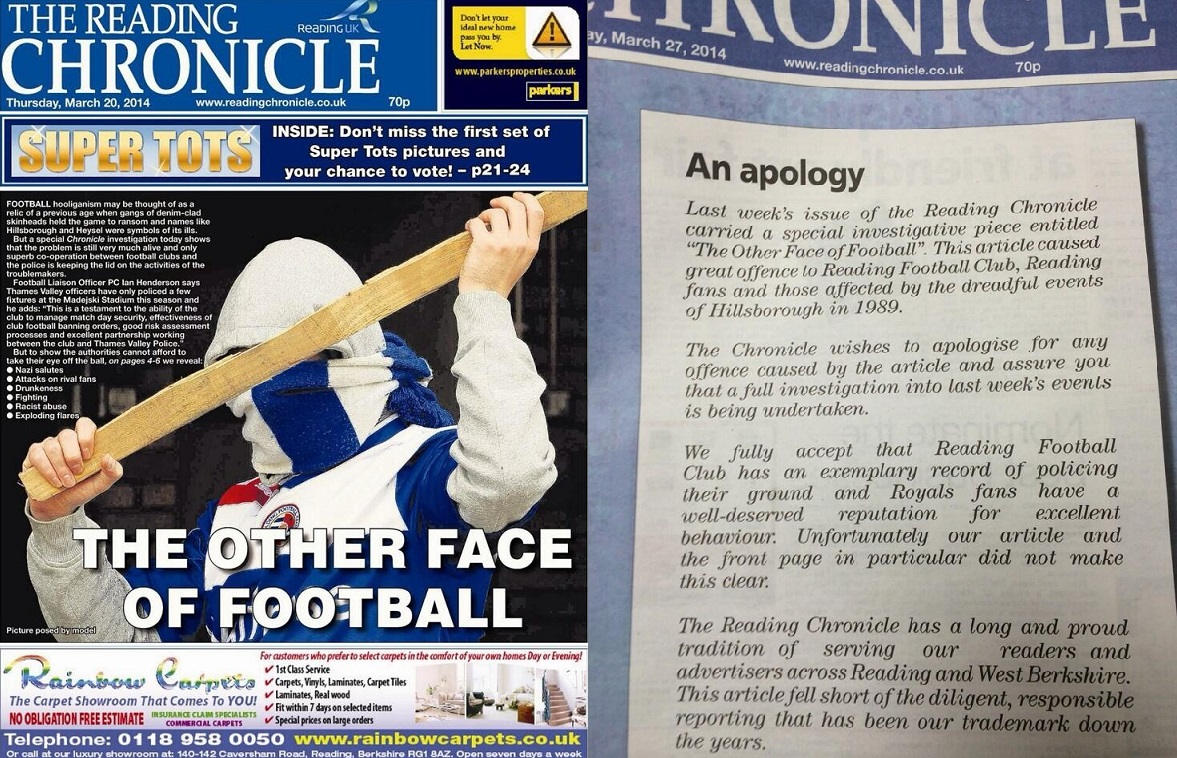 Reading Chronicle