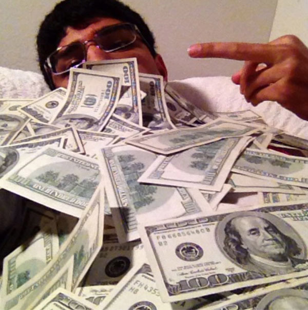 The Most Hated Person on Instagram: Teenager Param Shah's Lavish Lifestyle in Photos
