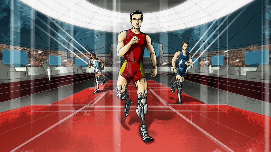 Cybathlon bionic olympics