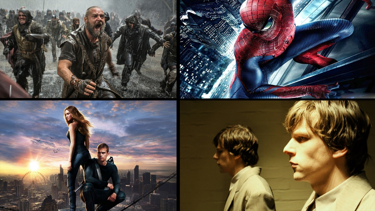 April Film Preview: Baddies Galore in Amazing Spider-Man 2, Noah set to Make a Splash