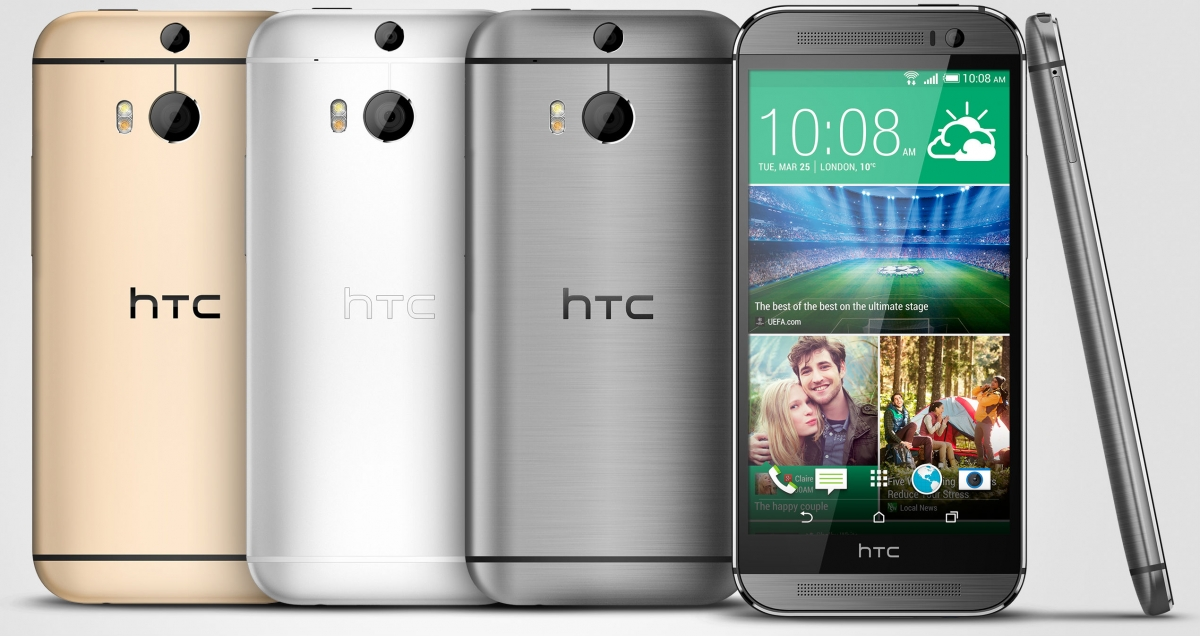 HTC One M8 Review