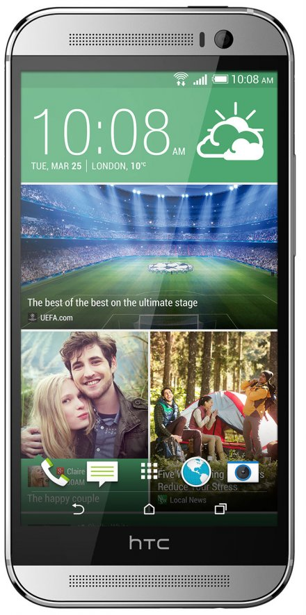 HTC One M8 Review - BlinkFeed