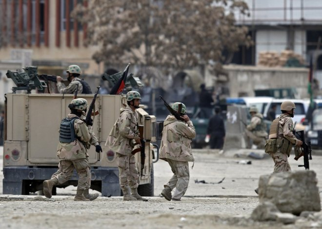 Afghanistan Taliban Kabul Guesthouse