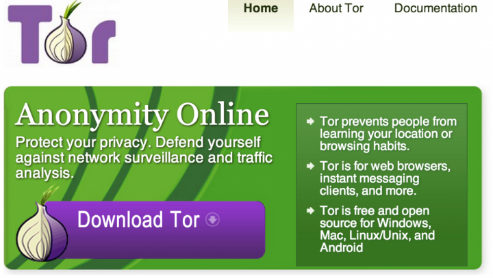 TOR Browser - Anonymity Online