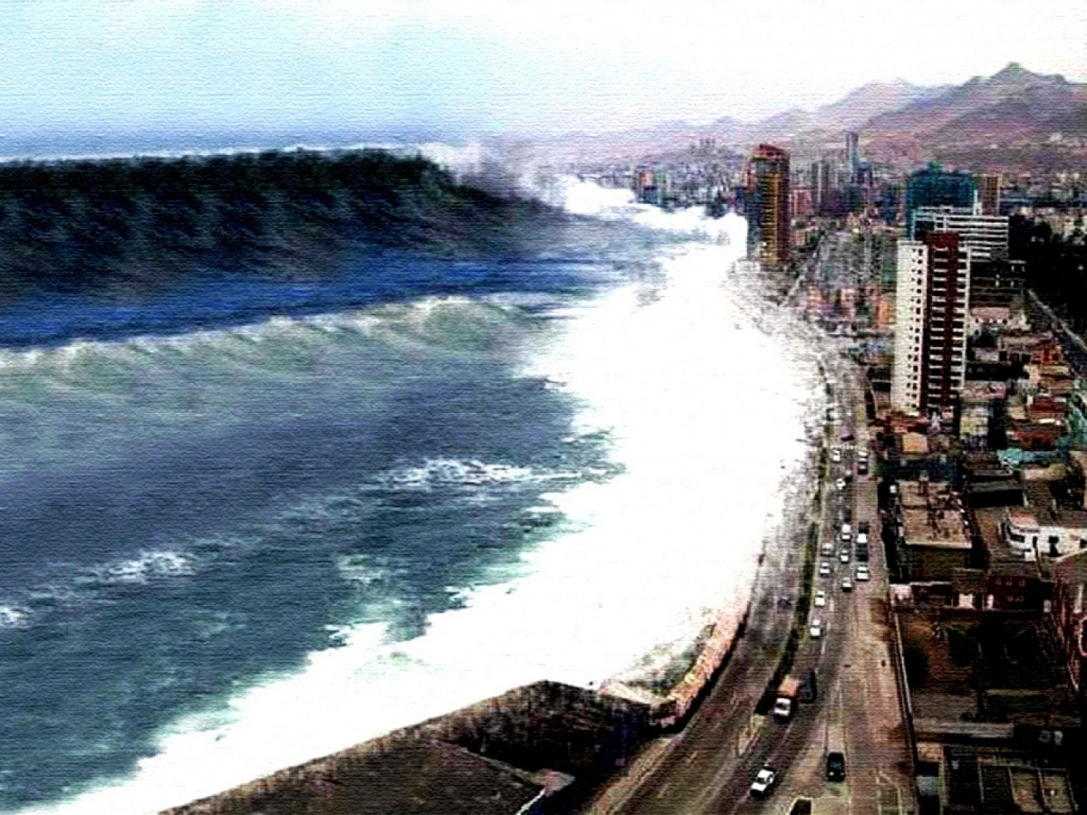 an essay on the damages caused by landslides What kind of damage can a tsunami cause a:  caused by the sumatra-andaman earthquake,  this disturbance can be caused by earthquakes, landslides,.