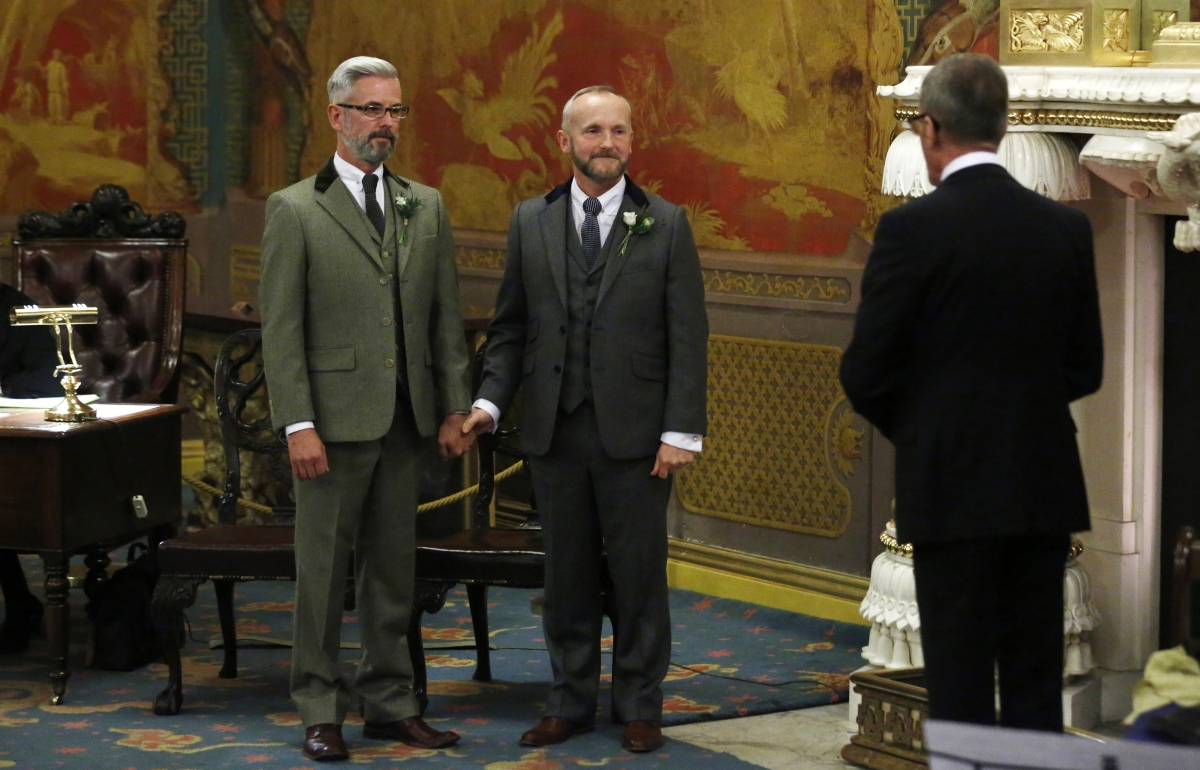 BEST PLACES FOR GAY WEDDINGS