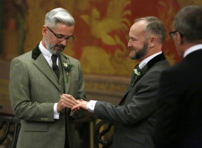 UK Gay Marriage