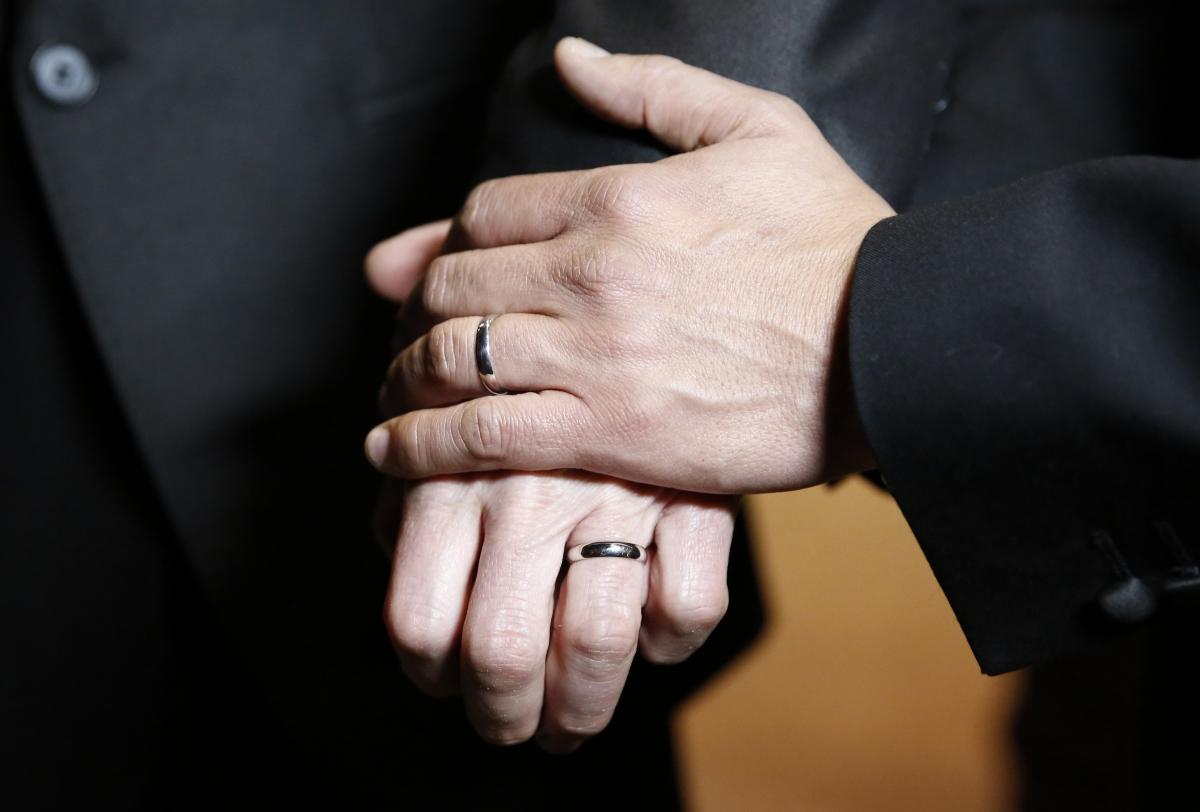 UK Gay Marriage