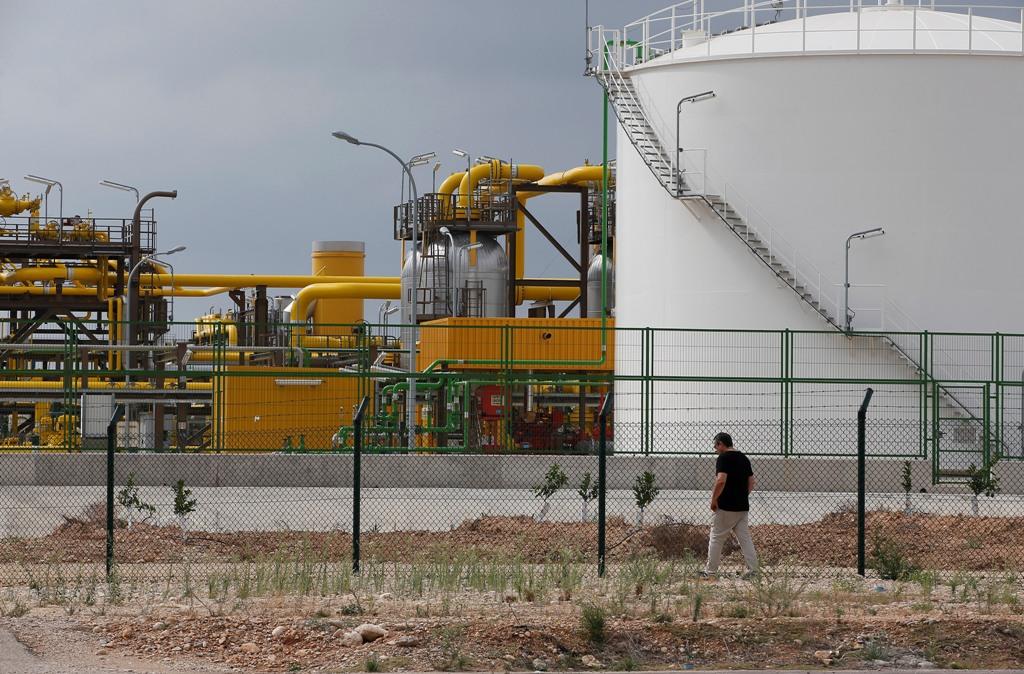 Castor Gas Project Spain