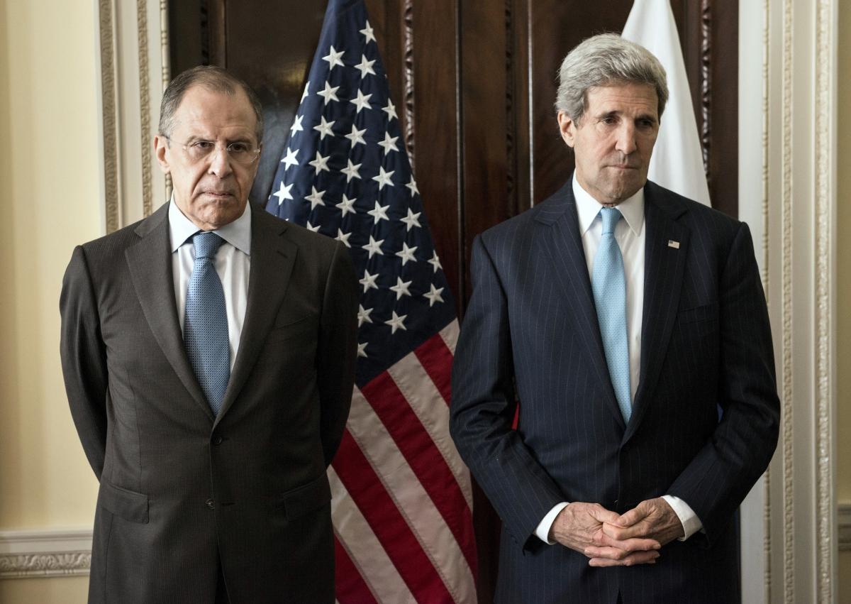 Lavrov Russia Ukraine War Putin Obama