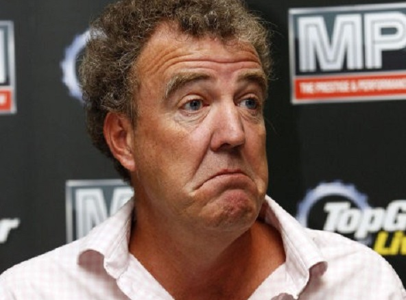 Jeremy Clarkson accused of racism against Asian people for 'slope slur'