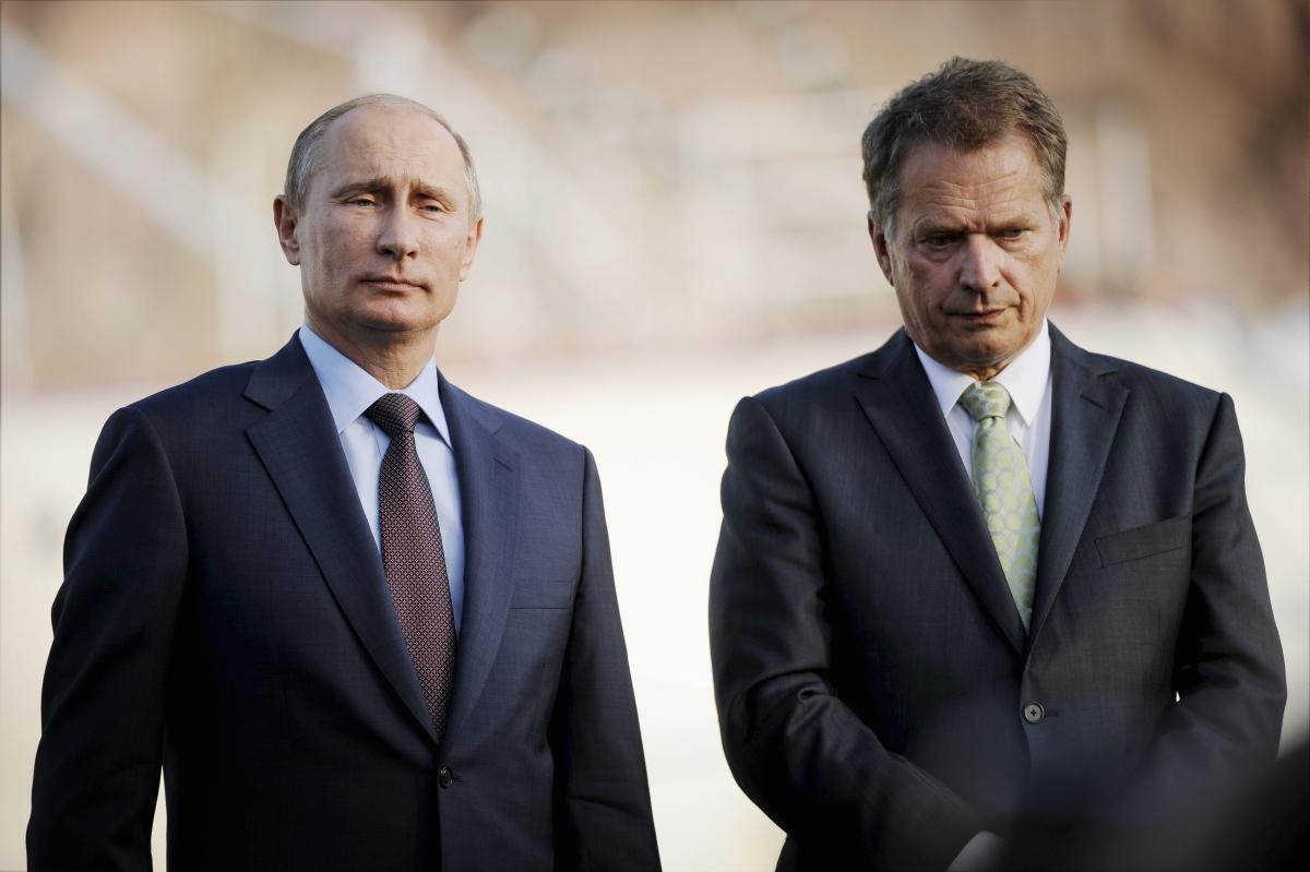 Putin Finland Russia Invasion Soviet Union