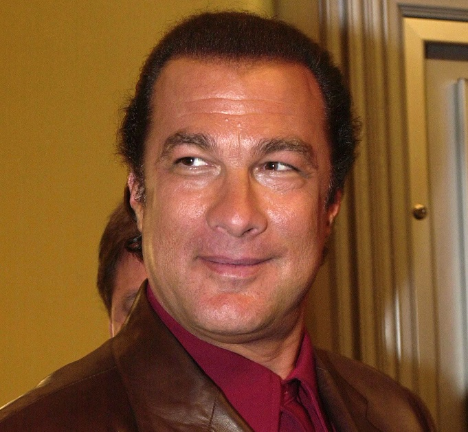 Actor Steven Seagal praised Russian President as 'one of the world's greatest leaders'.