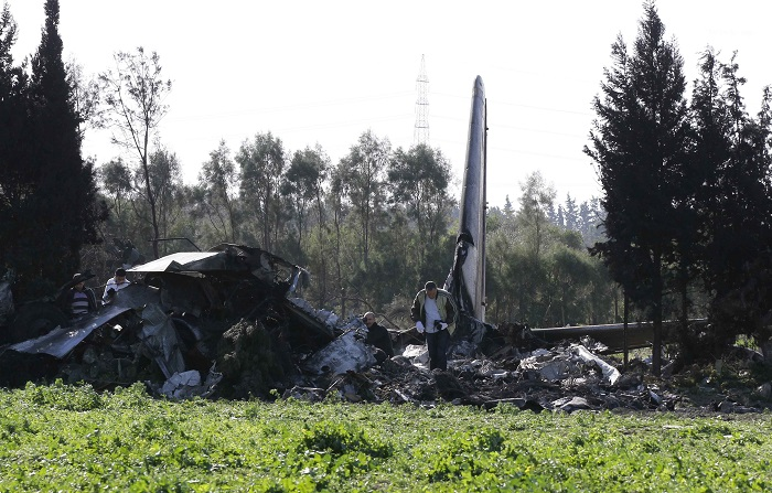 Two people feared dead after light aircraft crashed in a field near the A414 in rural Essex.