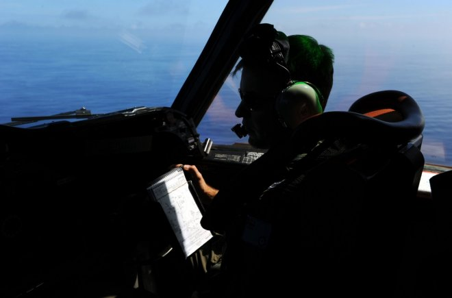Malaysia Airlines MH370: Australia Detects Distress Signal
