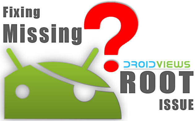 How to Fix 'Root Access Missing or Lost' Error in Android