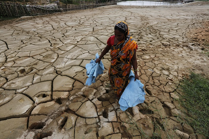 IPCC's reports warns that climate change is likely to intensify global destabilisation.