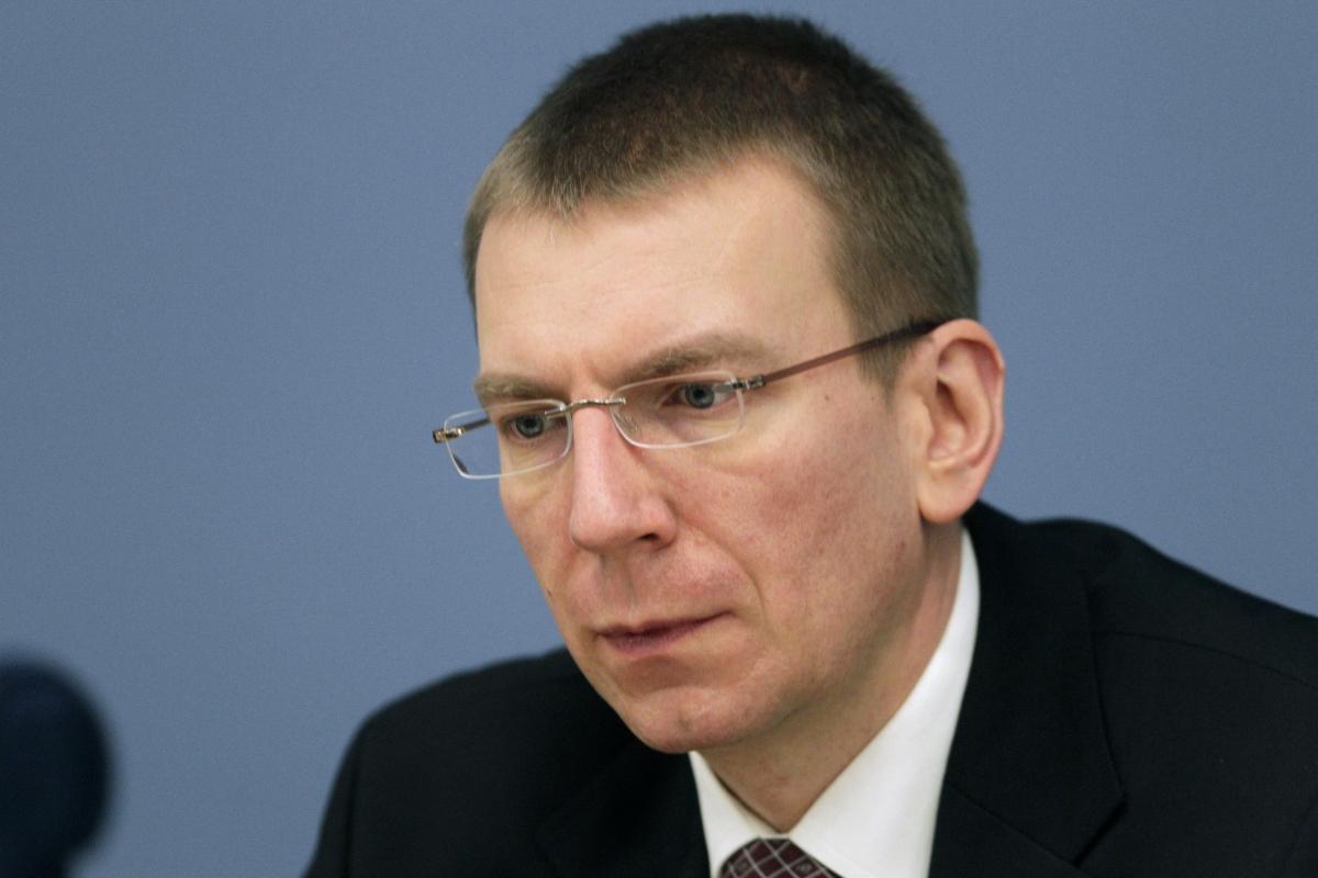Latvia Edgars Rinkēvičs