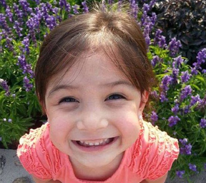 Zoie Dougan was playing with friends when she was caught by a stray bullet. She later died en route to hospital.