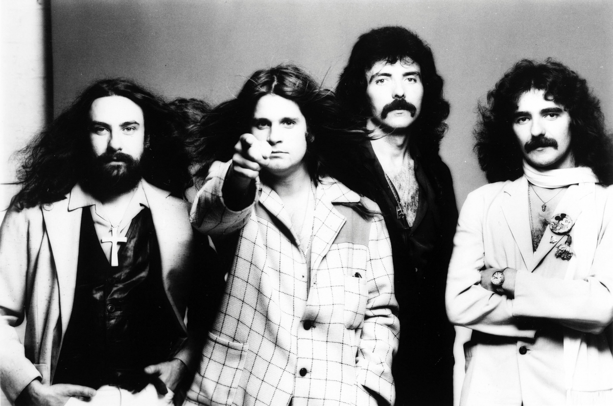 black sabbath play final show but is it curtains for the heavy metal icons. Black Bedroom Furniture Sets. Home Design Ideas