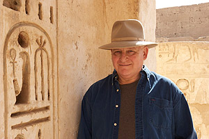 Archaeologist John Romer
