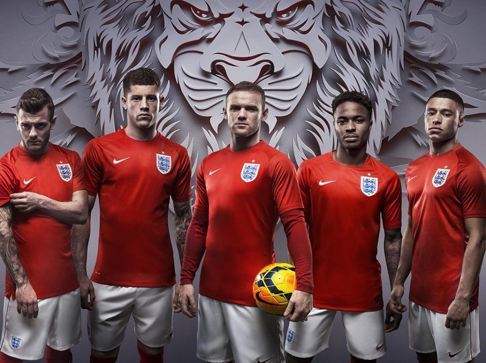 England's new World Cup ki