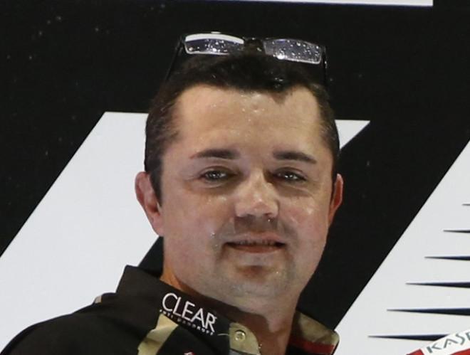Eric Boullier