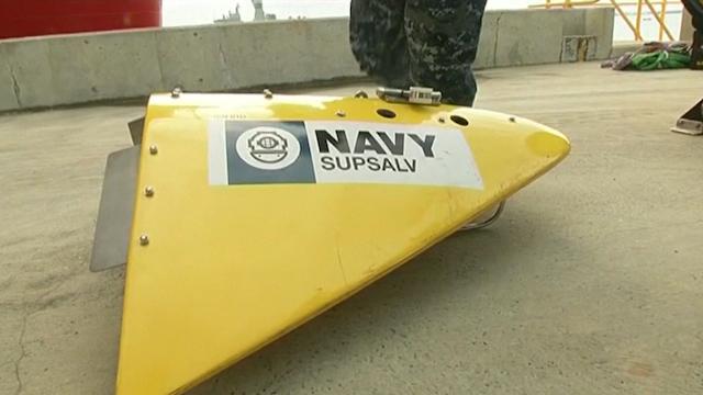 MH370: Black Box Locator and Drone Enter Search