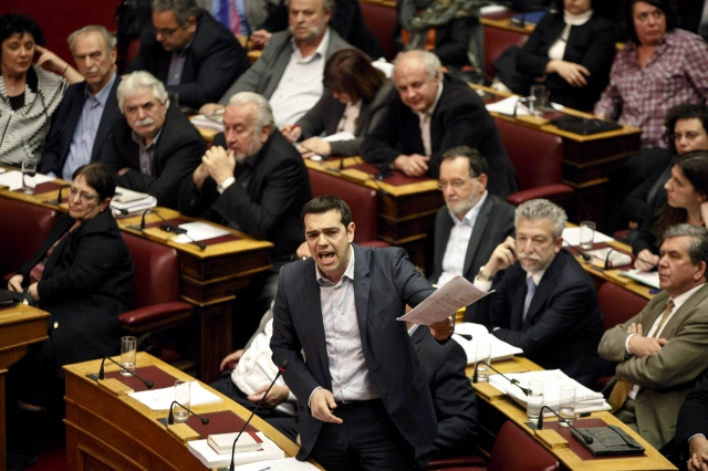 Greece Passes Bill to Secure Next Tranche of Loans