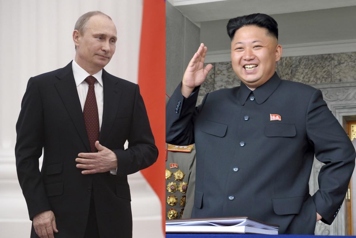Russia's Vladimir Putin Eyeing Closer Ties with North Korea's Kim Jong-un