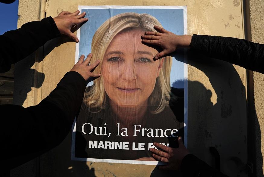 Marine Le Pen National Front
