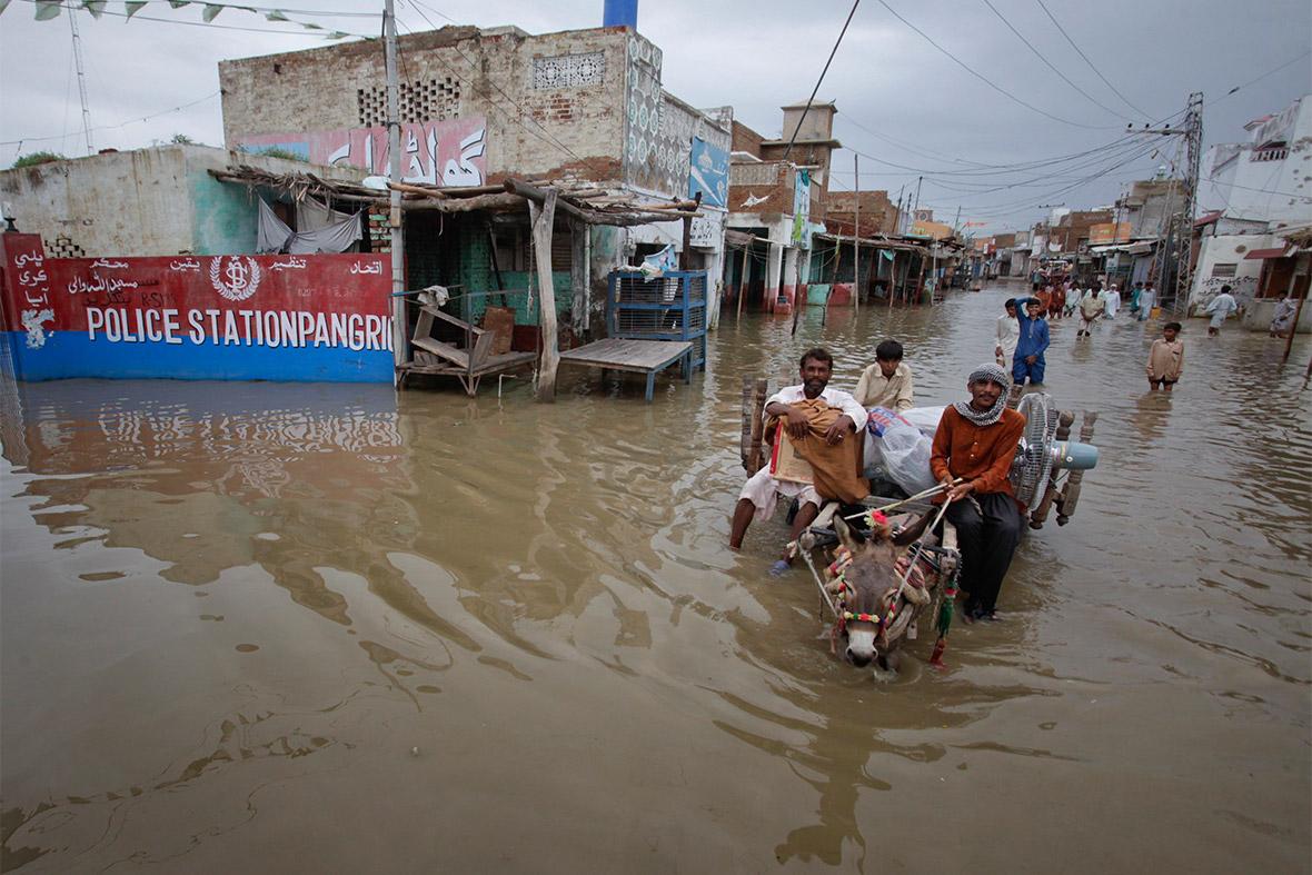 floods sindh
